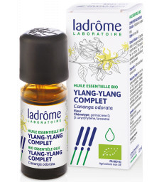Ylang Ylang complet 10ml Ladrome