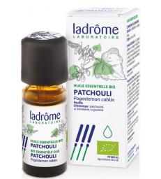 Huile essentielle bio de Patchouli 10 ml Ladrôme