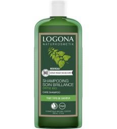 Shampooing brillance ortie 500 ml Logona