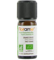 Huile essentielle bio Orange douce 10ml Florame