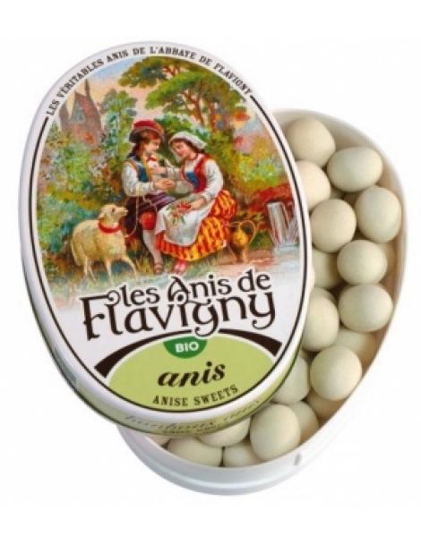 Anis bio 50gr Les Anis De Flavigny Herboristerie de Paris