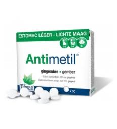 Antimetil 30 comprimés Tilman