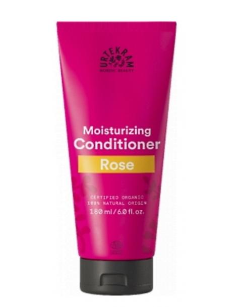 Après shampoing à la Rose 180ml 0.200 ml Urtekram Herboristerie de Paris