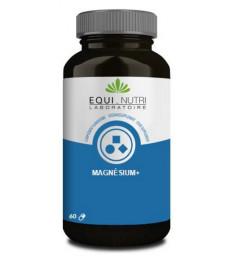 Magnésium + 60 gélules végétales Equi - Nutri