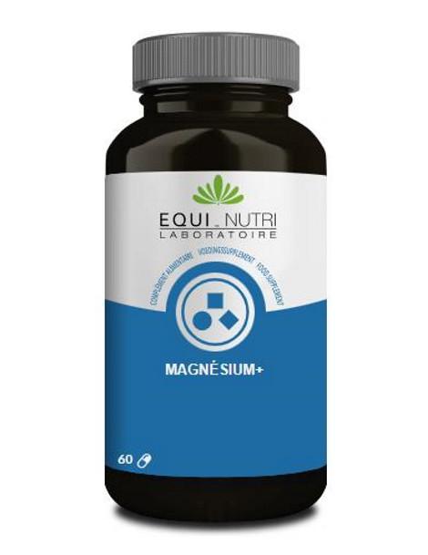 Magnésium + 60 gélules végétales Equi - Nutri Herboristerie de paris