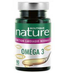 Omega 3 - 90 capsules Boutique Nature
