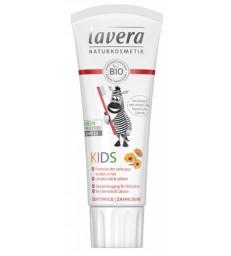 Dentifrice enfant au calendula bio et au calcium 75 ml Lavera