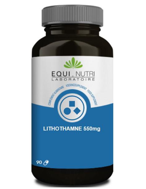 Lithothamne 90 gelules de 550mg Equi - Nutri équilibre acido-basique Herboristerie de paris