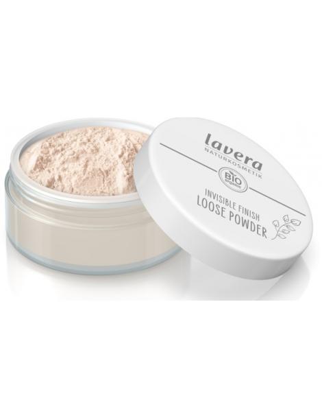Poudre minérale fine 8 gr LAVERA poudre blush maquilage bio Herboristerie de paris