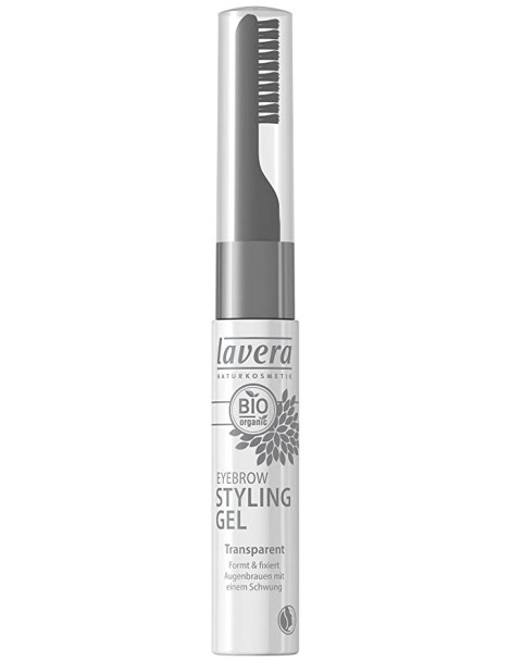 Soin sourcils transparent 9ml Lavera soin et style Herboristerie de paris