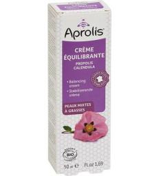 Crème Equilibrante Propolis Calendula bio 50ml  Aprolis