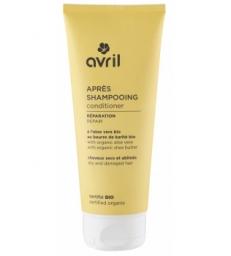 Après shampoing Réparation cheveux secs et abîmés 200ml Avril