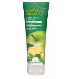 Après shampooing revitalisant à la pomme et au gingembre 237ml Desert Essence