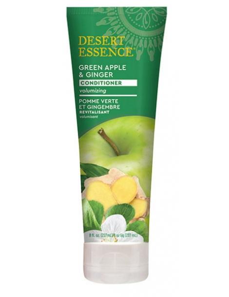 Après shampoing revitalisant à la pomme et au gingembre 237ml Desert Essence Herboristerie de Paris