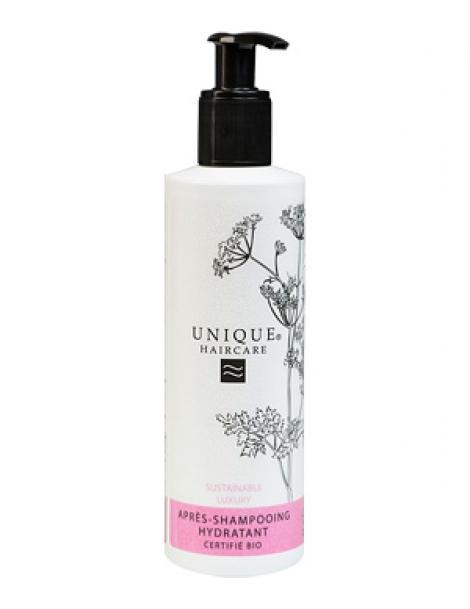 Après shampooing hydratant cheveux secs et abîmés  250ml Unique Herboristerie de Paris
