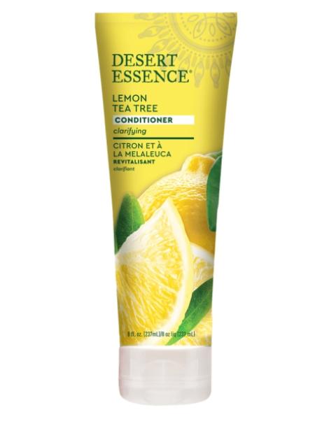 Après shampooing revitalisant au citron 237ml Desert Essence Herboristerie de Paris