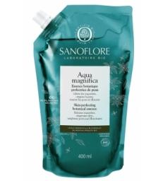 Aqua Magnifica essence botanique Recharge 400ml Sanoflore