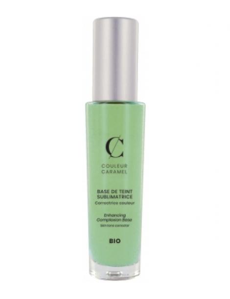 Base de teint sublimatrice 30 ml No 25 -  Verte 30 ml Couleur Caramel Herboristerie de Paris