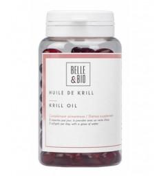 Huile de Krill 90 capsules Belle et Bio