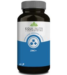 Zinc + 60 gélules végétales Equi-nutri