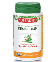 Desmodium 90 gélules  Super Diet