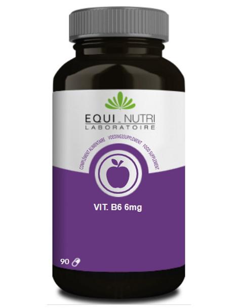 Vitamine B6 90 gelules 5mg Equi - Nutri
