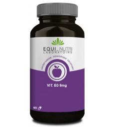 Vitamine B3 90 gélules végétales Equi - Nutri