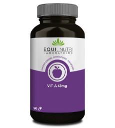 Vitamine A Beta Carotène naturel 90 gélules végétales Equi Nutri