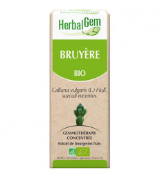 Bruyère bourgeon Bio 15ml Herbalgem
