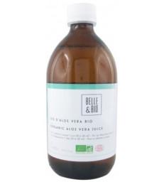 Aloe vera liquide 500ml Belle et Bio