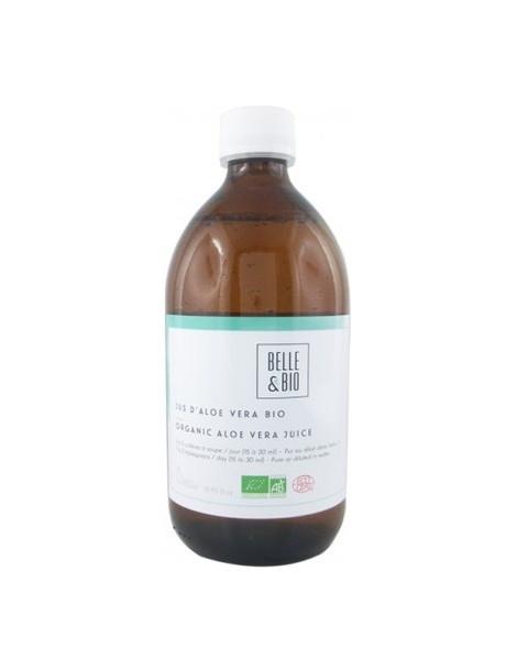 Aloe vera liquide 500ml Belle et Bio Herboristerie de Paris