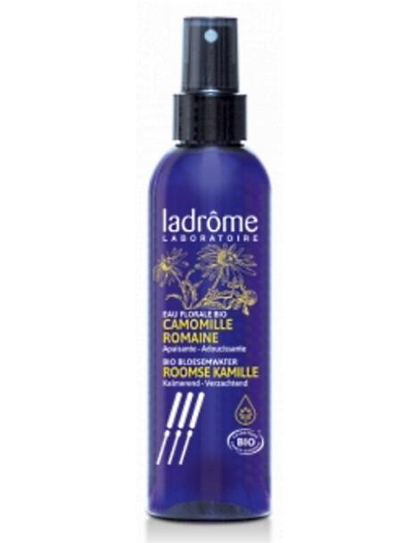 Eau florale de Camomille bio 200ml Ladrôme hydrolat adoucissant Herboristerie de paris