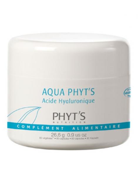 Aqua Phyt's Acide Hyaluronique 80 végélules Phyts Herboristerie de Paris