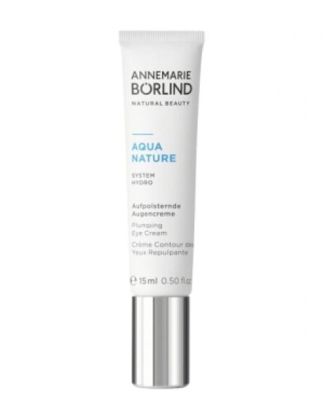 Aquanature Crème contour des yeux repulpante 15ml Anne Marie Borlind Herboristerie de Paris