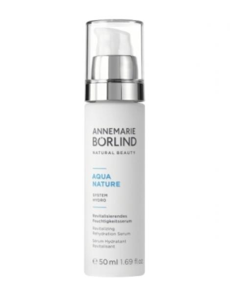 Aquanature Sérum hyaluronique hydratant revitalisant 50ml Anne Marie Borlind Herboristerie de Paris