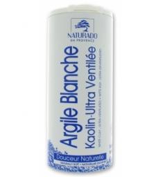 Argile blanche Kaolin pot 300gr Naturado