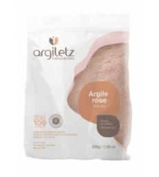 Argile rose ultra ventilée peaux sensibles 200gr Argiletz