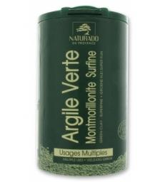 Argile verte Montmorillonite NATURADO pot 300gr Comptoir Provencal des Argiles
