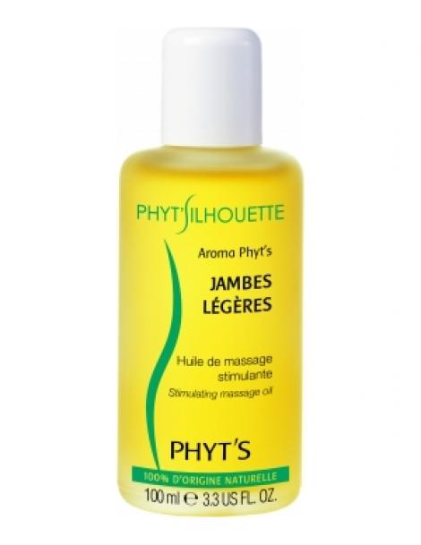 Aroma Phyt's Jambes Légères Huile de massage stimulante 100ml Phyt's Herboristerie de Paris