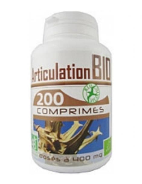 Articulation bio 500mg 200 comprimés GPH Diffusion