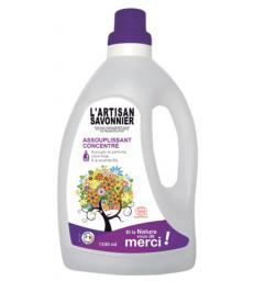 Assouplissant Concentré Lavandin  1,5L L'artisan savonnier