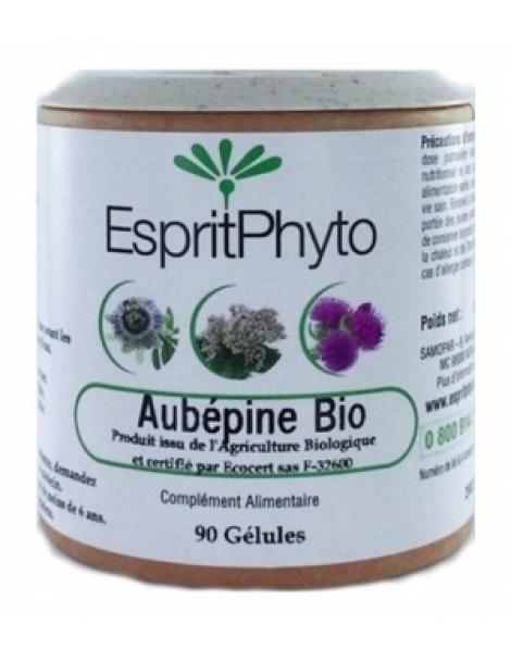 AUBÉPINE 90 gélules Esprit phyto Herboristerie de Paris