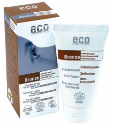 Autobronzant Grenade et Baies de Goji  75ml Eco Cosmetics