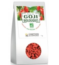 Baies de Goji 1kg Comptoirs Et Compagnies