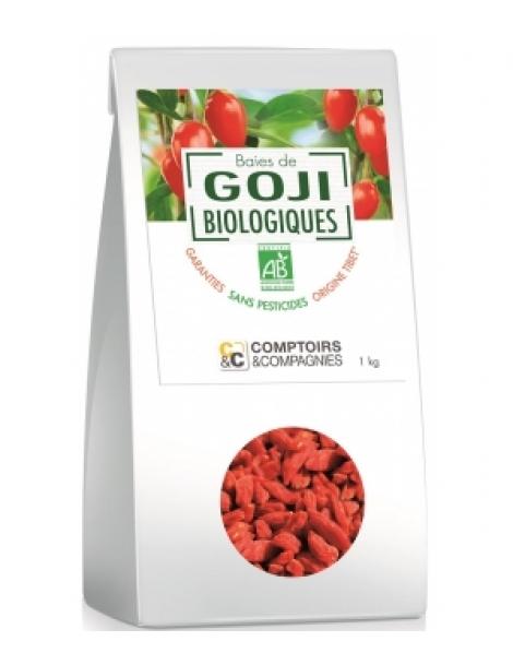 Baies de Goji 1kg Comptoirs Et Compagnies Herboristerie de Paris
