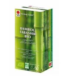 Bambou tabashir bio 120 gélules Vecteur Sante