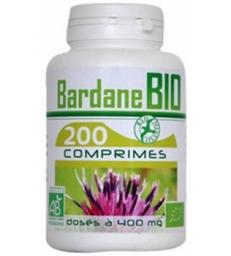 Bardane bio 400mg 200 comprimés GPH Diffusion