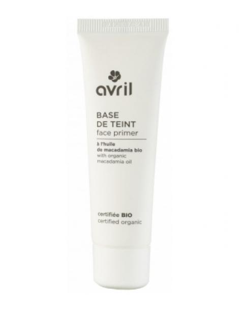 Base minéral pour le Teint Face Primer 30ml Avril Beauté Herboristerie de Paris