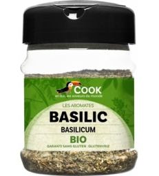 Basilic feuilles 30gr Cook