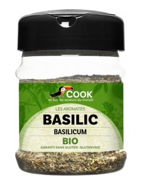 Basilic feuilles 30gr Cook Herboristerie de Paris